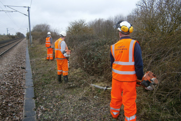 Railway Devegetation Management